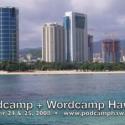 Podcamp Update 081002